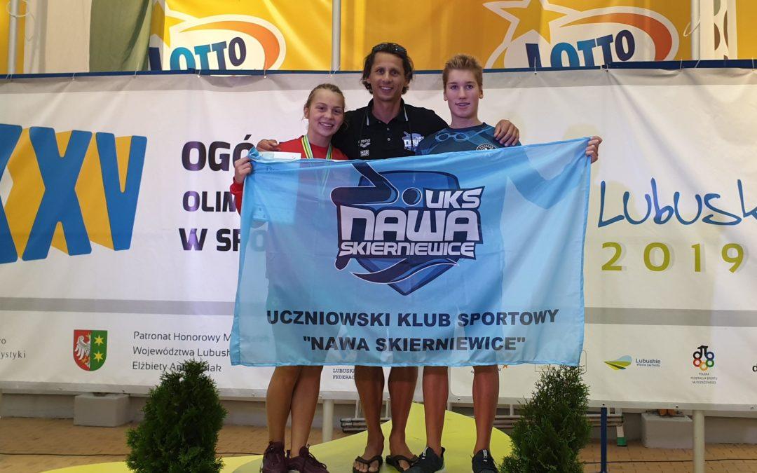 Ogólnopolska Olimpiada Młodzieży – Drzonków 2019