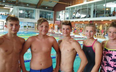 Mistrzostwa Polski Juniorów 14-lat. Olsztyn 2019.