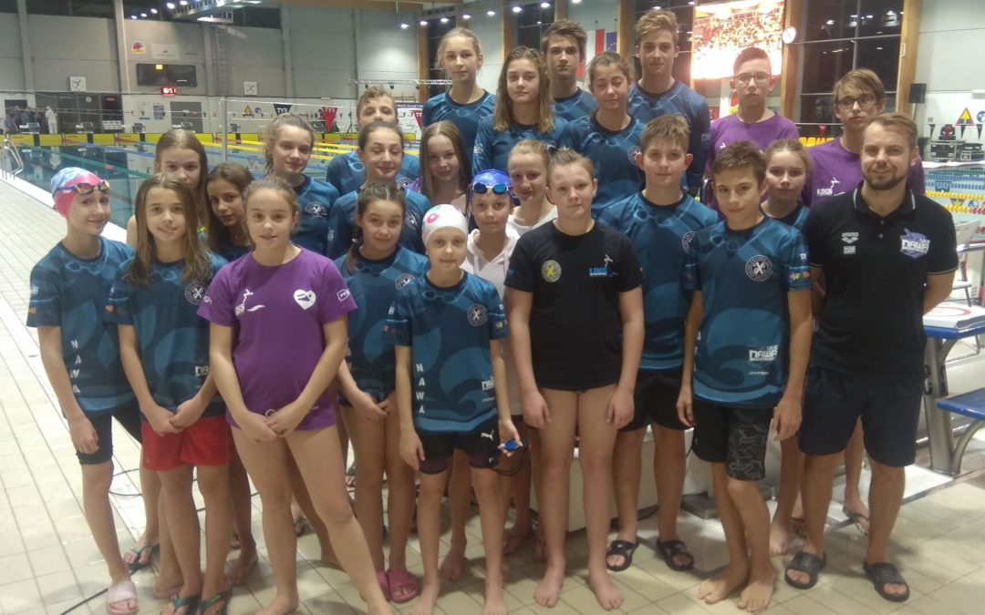 Puchar Sprintu Night & Lights Swim 2019 – Gliwice