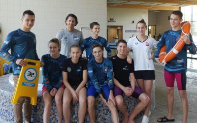Grand Prix – Puchar Polski w Pływaniu – Oświęcim 2019