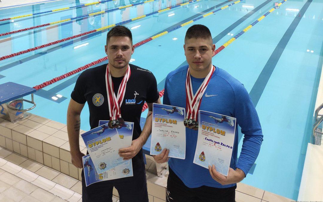 Mistrzostwa Polski Służb Mundurowych w Pływaniu