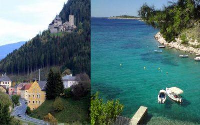 Obóz rekreacyjno-sportowy Austria-Chorwacja 2019