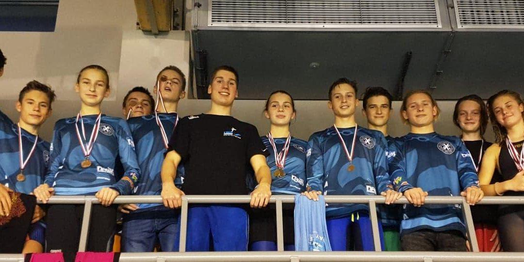 Pływackie Sprinty – Radom, Wojewódzka Liga Dzieci i Młodzików – Łódź