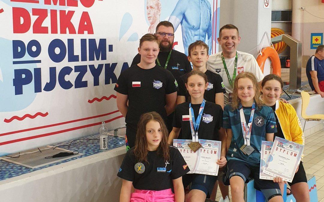 Od Młodzika do Olimpijczyka – Warszawa