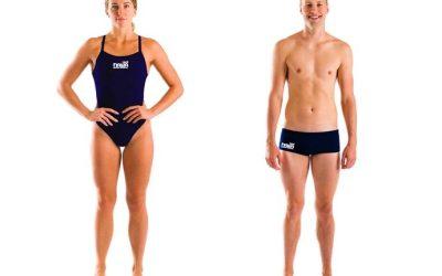 Klubowe stroje pływackie