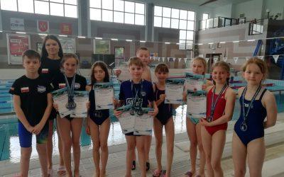 Zawody Pływackie o Puchar Burmistrza Konstantynowa Łódzkiego