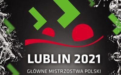 Główne Mistrzostwa Polski Seniorów i Młodzieżowców w Pływaniu – Lublin 2021